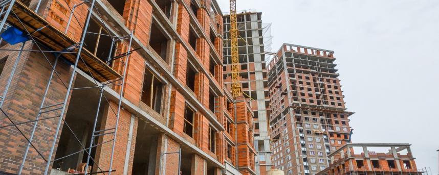Отчет о процессе строительства ЖК «Символ», июль